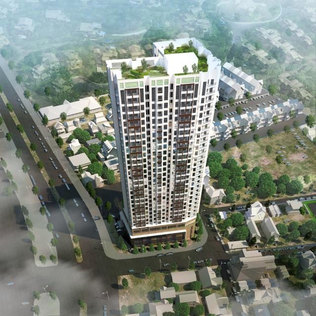 Bắc Ninh sắp ra mắt dự án BĐS chuẩn 4 sao ngay trung tâm thành phố - 2