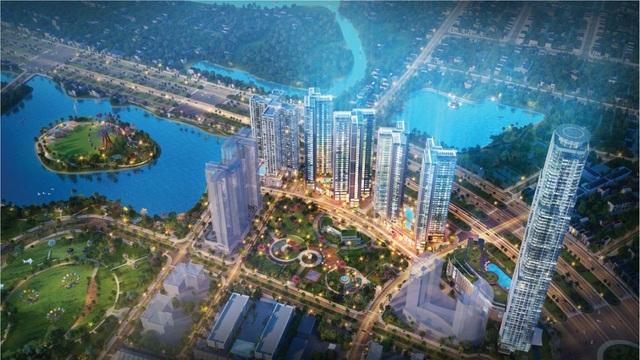 Khan hiếm nguồn cung, bất động sản Nam Sài Gòn thiết lập mặt bằng giá mới - 2