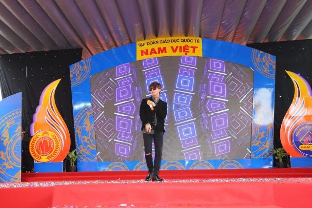 Tập đoàn giáo dục Quốc tế Nam Việt được giao chỉ tiêu tuyển sinh 850 học sinh lớp 10 - 3