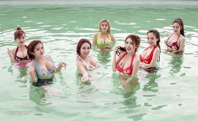"""""""Hot girl"""" khoe thân trên web drama: Lệch chuẩn thẩm mỹ và nhận thức? - 1"""