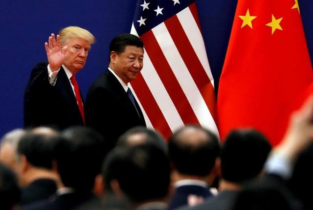 Chứng khoán toàn cầu mất 1.000 tỷ USD sau khi Trung Quốc áp thuế đáp trả Mỹ - 2