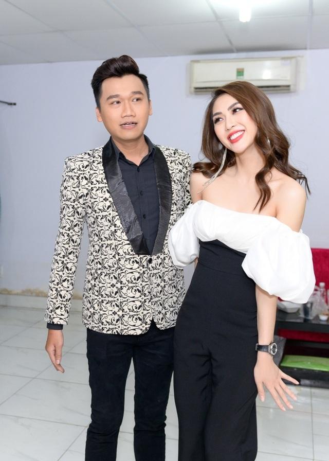 """Ngọc Sơn kén rể cho Hoa hậu Tường Linh: """"Túi tiền không cần to, nhưng phải biết… móc ra"""" - 11"""