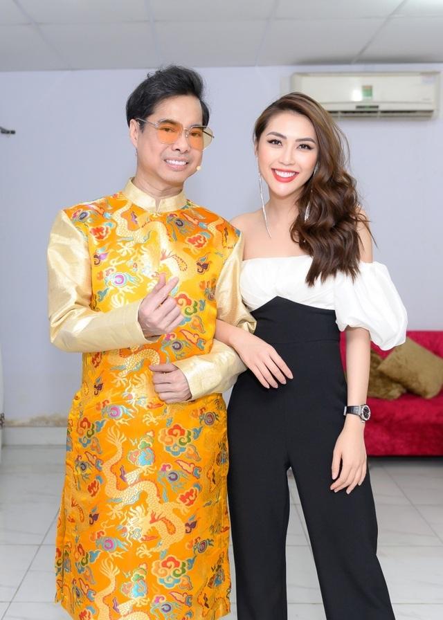 """Ngọc Sơn kén rể cho Hoa hậu Tường Linh: """"Túi tiền không cần to, nhưng phải biết… móc ra"""" - 6"""