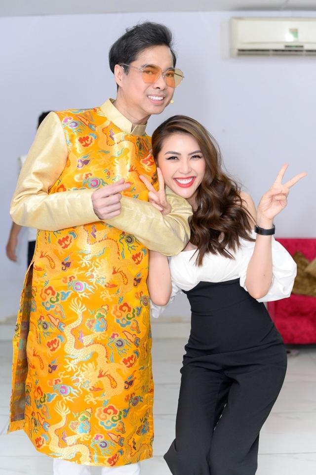 """Ngọc Sơn kén rể cho Hoa hậu Tường Linh: """"Túi tiền không cần to, nhưng phải biết… móc ra"""" - 5"""
