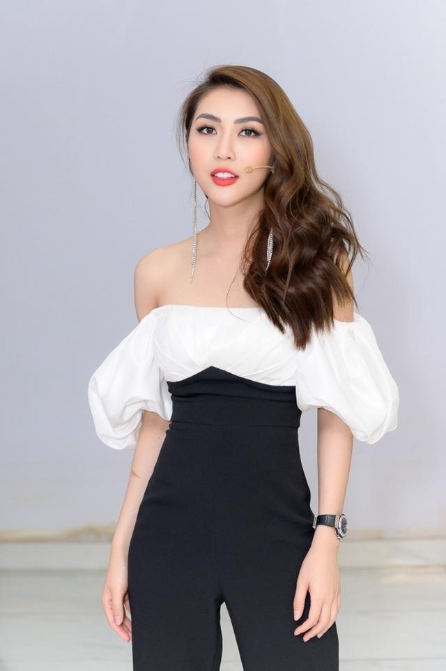 """Ngọc Sơn kén rể cho Hoa hậu Tường Linh: """"Túi tiền không cần to, nhưng phải biết… móc ra"""" - 1"""
