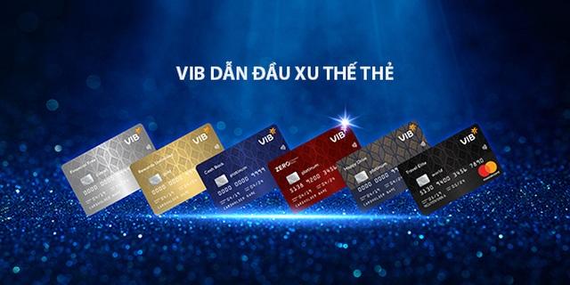 VIB vươn lên nhóm ngân hàng dẫn đầu về doanh số chi tiêu thẻ tín dụng MasterCard - 2