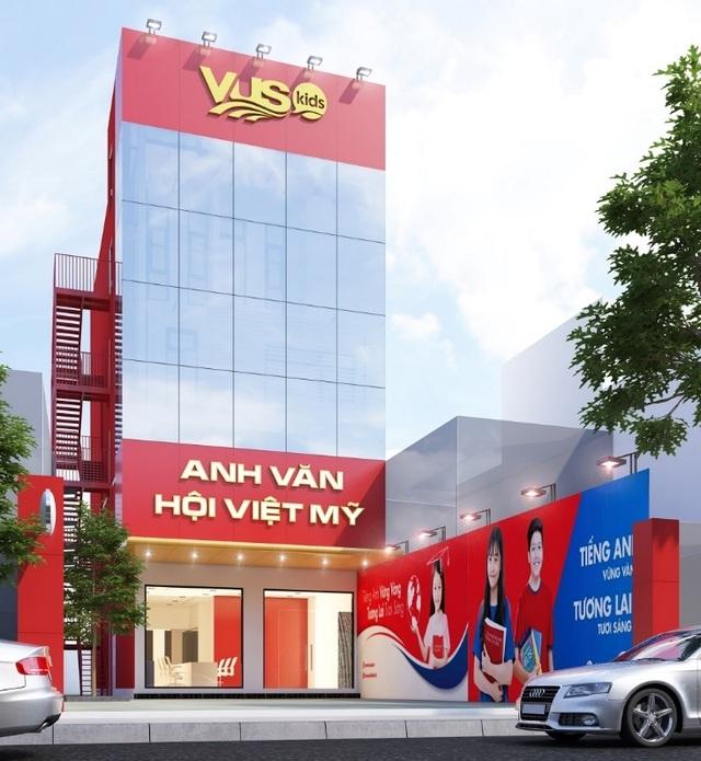 VUS khai trương cơ sở mới tại quận 12 - thêm hoạt động cho bé, thêm lựa chọn cho ba mẹ - 1