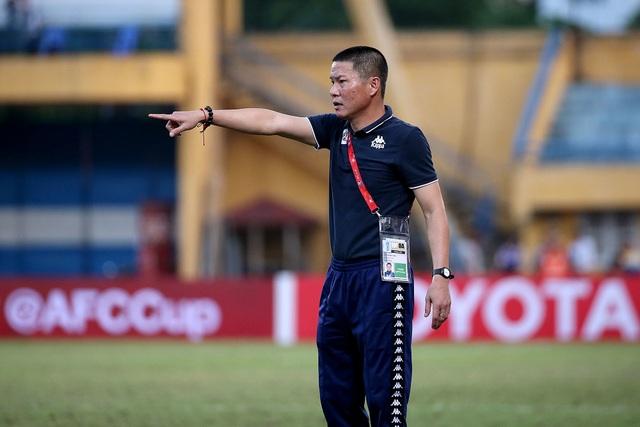 HLV Chu Đình Nghiêm nói gì khi CLB Hà Nội giành quyền đi tiếp ở AFC Cup? - 1