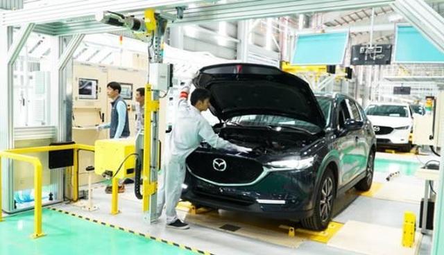 THACO dẫn đầu doanh số thị trường ô tô tháng 4/2019 - 1