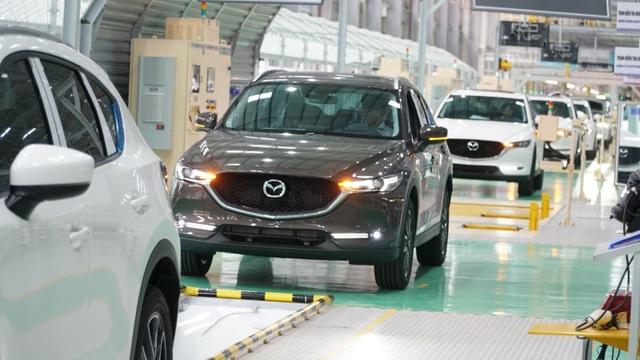 THACO dẫn đầu doanh số thị trường ô tô tháng 4/2019 - 2