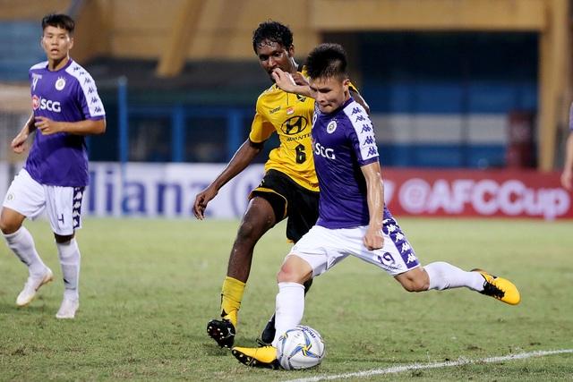 HLV Chu Đình Nghiêm nói gì khi CLB Hà Nội giành quyền đi tiếp ở AFC Cup? - 2