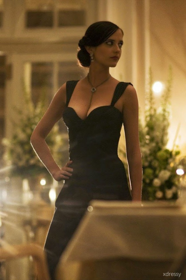 """Minh tinh Pháp Eva Green: """"Phụ nữ nào cũng sợ tuổi tác!"""" - 2"""