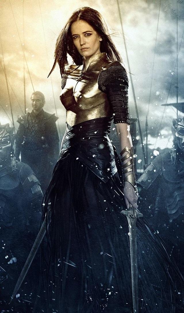 """Minh tinh Pháp Eva Green: """"Phụ nữ nào cũng sợ tuổi tác!"""" - 3"""