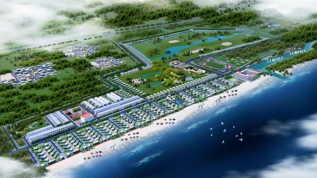Chính thức ra mắt khu Shop Villa dự án Hoa Tiên Paradise – Xuân Thành Golf and Resort - 2
