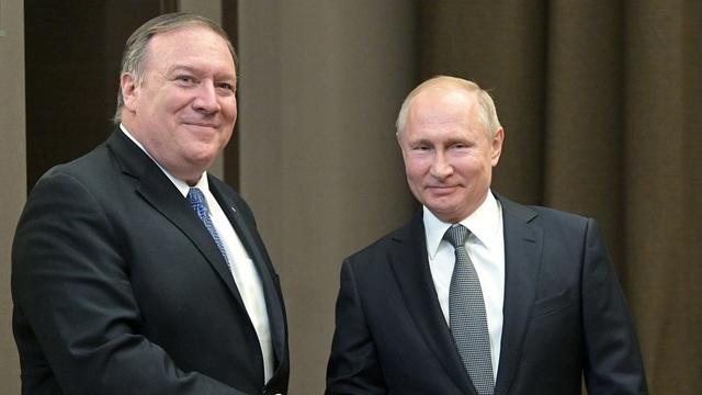 Tổng thống Putin: Đã đến lúc cải thiện quan hệ với Mỹ - 1