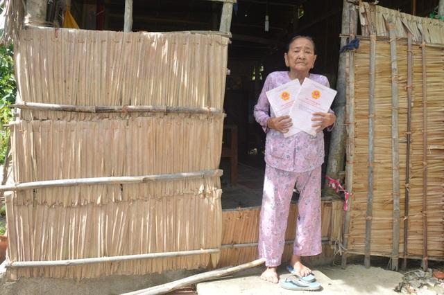 Lời kêu cứu đau đớn của mẹ già 86 tuổi bị con trai chiếm đất, đánh nhập viện! - 1