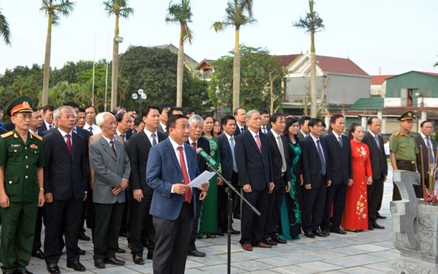 Hà Tĩnh tổ chức Lễ Báo công với Bác Hồ - 2