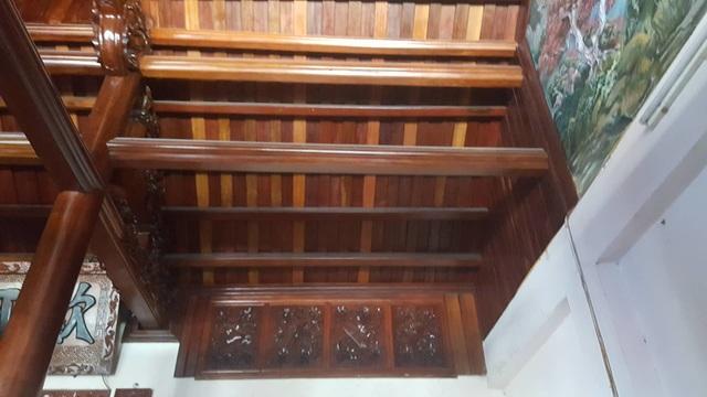 Bất ngờ trước ngôi nhà bằng gỗ lim của đại gia chân đất Hải Phòng - 13