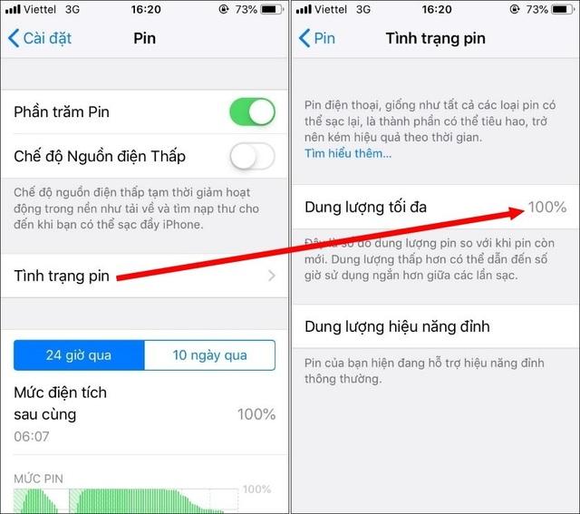 Hướng dẫn kiểm tra tình trạng chai pin trên smartphone Android, iPhone và laptop - Ảnh minh hoạ 5