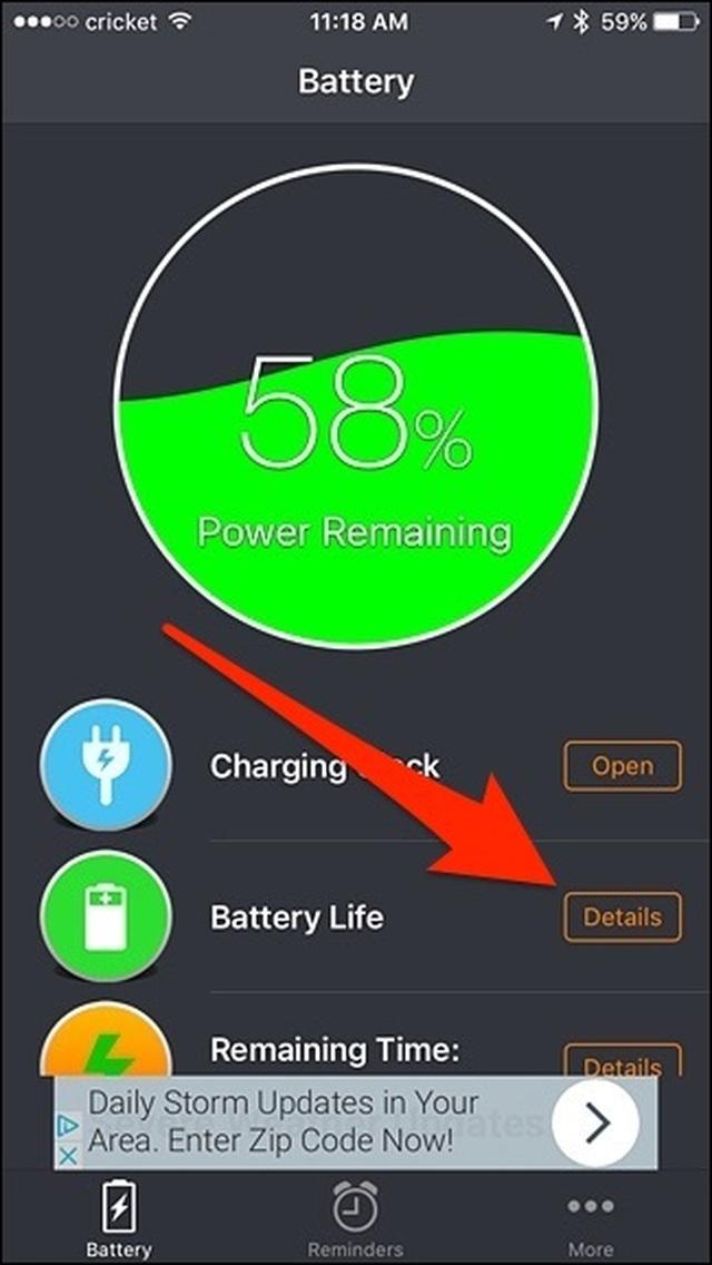 Hướng dẫn kiểm tra tình trạng chai pin trên smartphone Android, iPhone và laptop - Ảnh minh hoạ 6