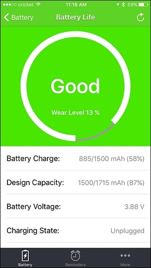 Hướng dẫn kiểm tra tình trạng chai pin trên smartphone Android, iPhone và laptop - Ảnh minh hoạ 7
