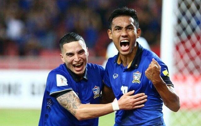 Đội tuyển Thái Lan triệu tập Chanathip Songkrasin dự King's Cup - 2