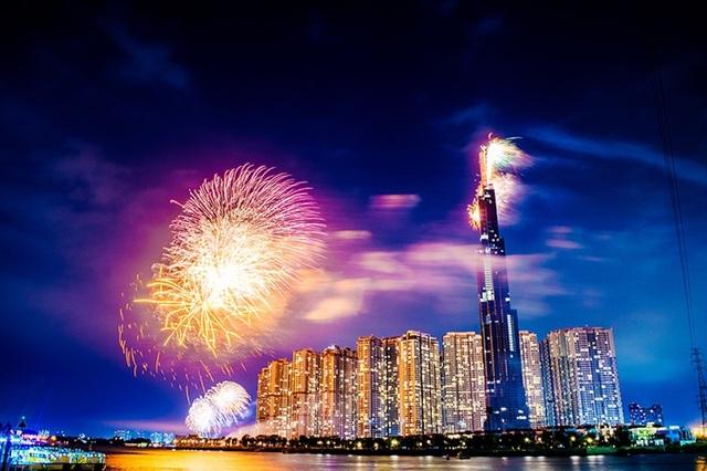 """Đêm thượng lưu đầu tiên tại """"đỉnh cao mới"""" của Sài Gòn - 1"""