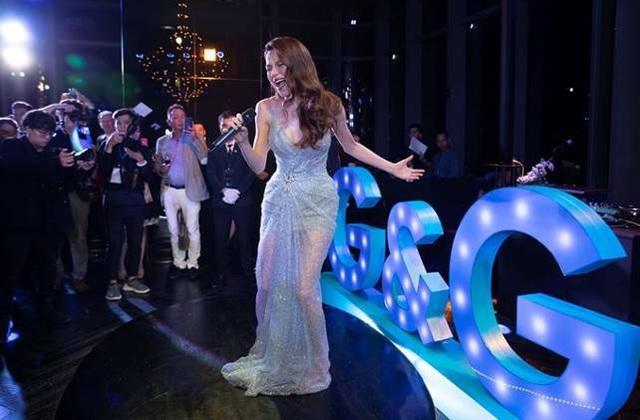 """Đêm thượng lưu đầu tiên tại """"đỉnh cao mới"""" của Sài Gòn - 6"""