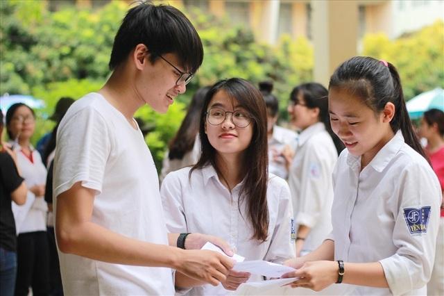 Hà Nội: Huy động gần 9.000 cán bộ, giáo viên tham gia kỳ thi THPT quốc gia 2019 - 1
