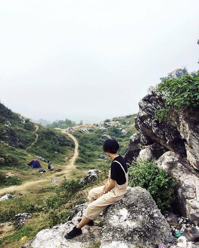 """Không cần lên Hà Giang, ngay giữa Hà Nội cũng có một """"cao nguyên đá"""" thu nhỏ - 7"""