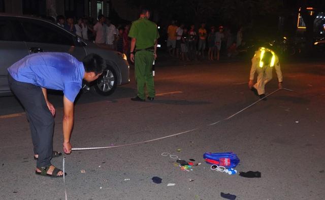 Bắt khẩn cấp tài xế có hơi men tông học sinh lớp 3 tử vong - 1