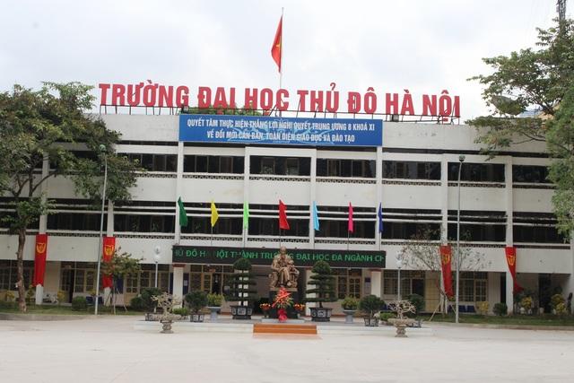 Sinh viên trường Đại học Thủ đô Hà Nội được tham gia chương trình đào tạo đại trà hoặc theo định hướng nghề nghiệp ứng dụng (POHE) - 1