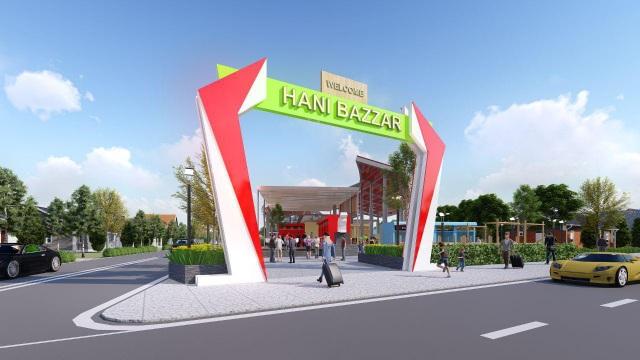 """Khu thương mại dịch vụ Hani Bazzar được ví như """"Thiên đường mua sắm"""" của Thái Lan - 1"""