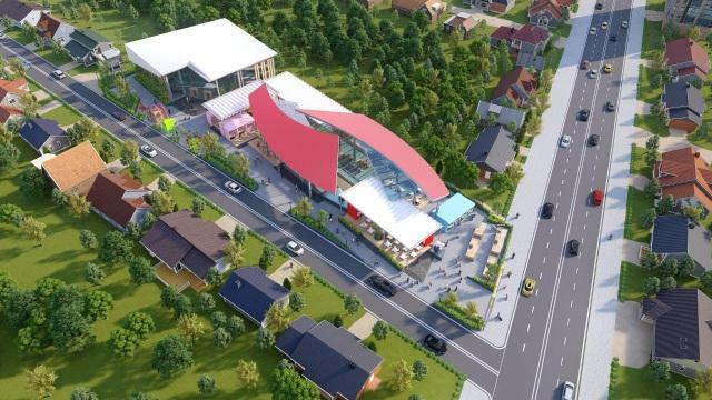 """Khu thương mại dịch vụ Hani Bazzar được ví như """"Thiên đường mua sắm"""" của Thái Lan - 2"""