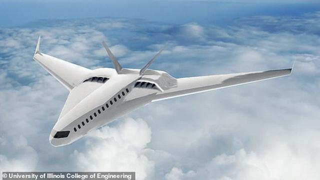 NASA phát triển máy bay hoàn toàn chạy bằng điện - 1