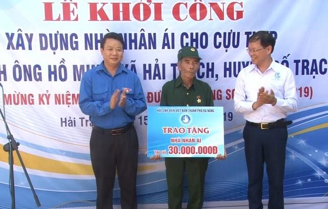 Quảng Bình: Khởi công xây dựng nhà nhân ái cho cựu TNXP đường Trường Sơn - 1