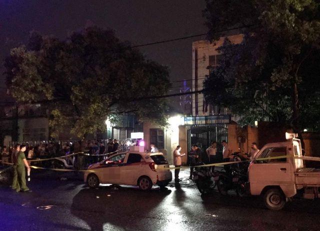 Xác định danh tính nữ tài xế taxi bị đâm trọng thương ở Hà Nội - 1