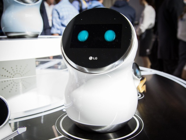 Robot quản gia
