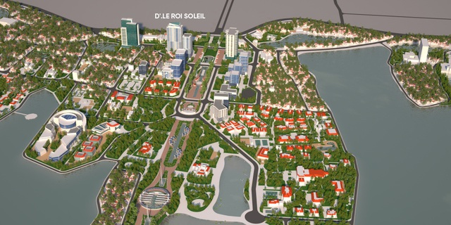 Lời giải nào cho căn hộ sở hữu lâu dài trên bán đảo Quảng An? - 1