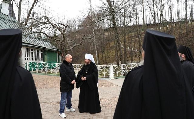 Đôi giày thời thượng gây chú ý của Tổng thống Putin - 3