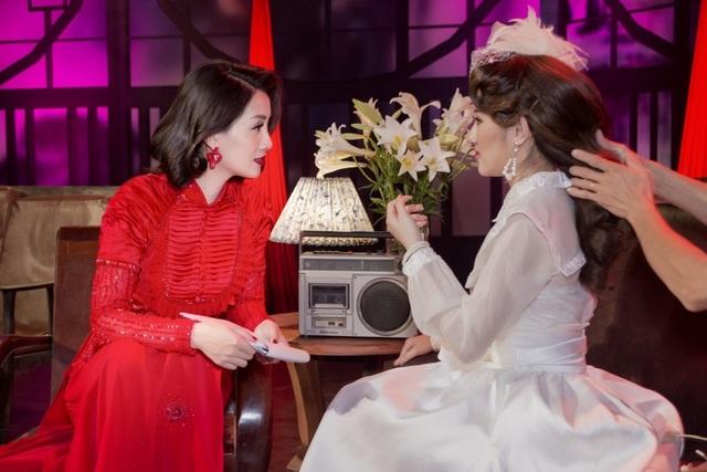 """Bị đồn """"mất tích đi lấy chồng"""", MC Quỳnh Chi tái xuất sóng VTV sau vắng bóng - 11"""