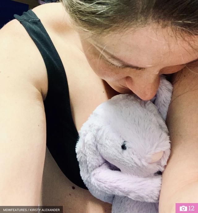 Mang thai ba, một thai chết lưu, bà mẹ can đảm vượt qua đến ngày sinh nở - 5