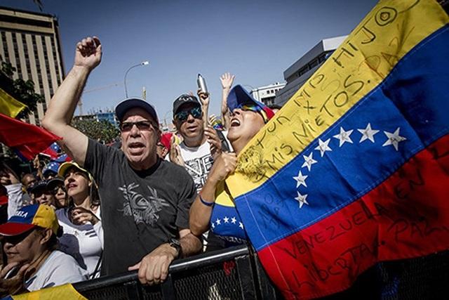 Suy tính của Nga, Mỹ và Trung Quốc trên bàn cờ Venezuela - 2