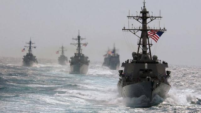 Phe đối lập Venezuela sắp gặp quân đội Mỹ bàn về hợp tác quân sự