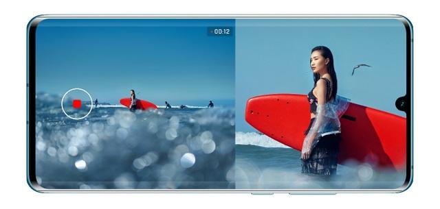 Huawei đã chính thức đưa tính năng quay video cùng lúc 2 camera lên smartphone - 1