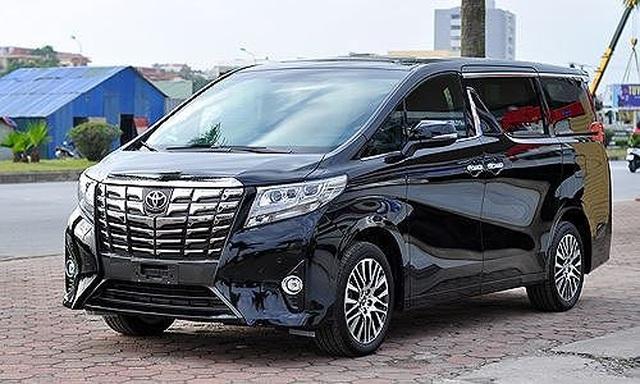 Top 5 mẫu ôtô bán chậm nhất tháng 4 tại Việt Nam - 5