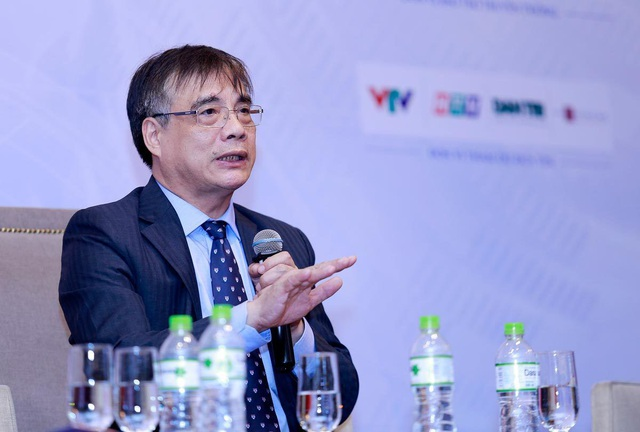 TS Trần Đình Thiên: Nói tới năng lực doanh nghiệp Việt là... chỉ muốn khóc - 1