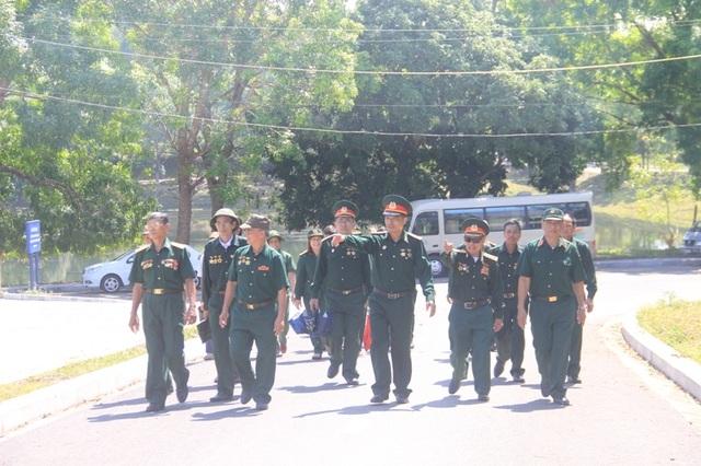 Đường Trường Sơn - Con đường của khát vọng hòa bình, thống nhất!