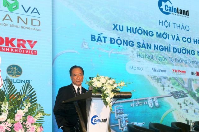 TS Nguyễn Trí Hiếu: Nhà đầu tư Trung Quốc quan tâm bất động sản nghỉ dưỡng Việt Nam - 1