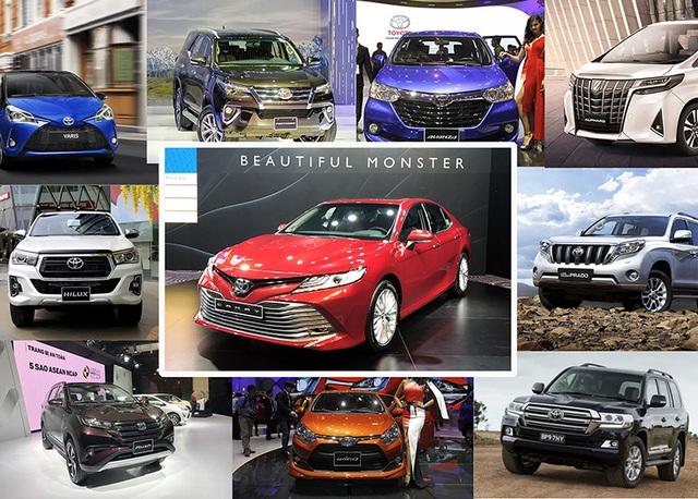 Thị trường ôtô tháng 4/2019: Màn tung hứng giữa Hyundai và Toyota - 1